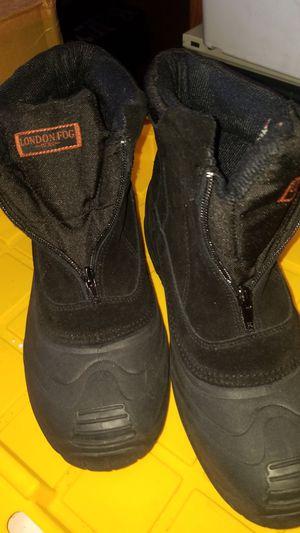 London fog men's boots size 10M for Sale in Auburn, WA