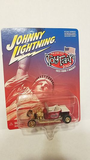 Johnny Lightning Toy Fair 2002 1923 Ford T Bucket for Sale in Kissimmee, FL