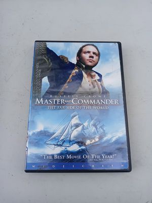 Master & Commander Movie for Sale in La Habra Heights, CA
