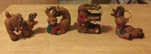 Reindeer ornaments for Sale in Wichita, KS
