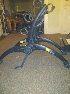 SARIS 3 bike trunk rack for Sale in South Bend, IN