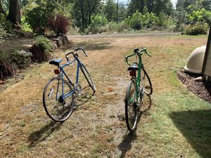 Two vintage cruise bikes for Sale in Gresham, OR
