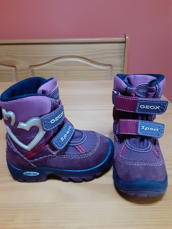 Toddler girls boots GEOX EU21-US5