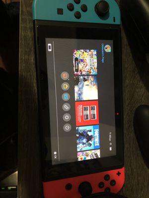 Nintendo switch bundle for Sale in Avondale, AZ