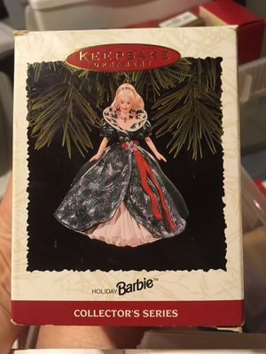 Hallmark Holiday Barbie for Sale in Export, PA