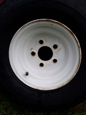 Trailer wheels for Sale in Lakewood, WA