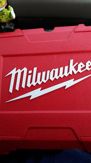 Milwaukee 18m compact drill driver for Sale in Seattle, WA