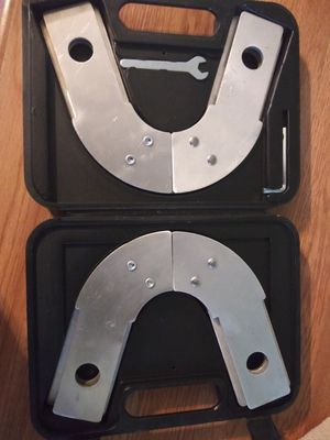 Werner ladder hinge set for Sale in Modesto, CA