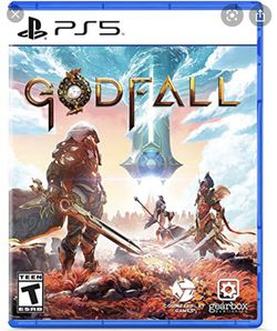 Ps5 Game Godfall  for Sale in Spring, TX