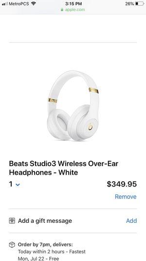 Beats Solo Wireless 3 Brand New for Sale in San Jose, CA