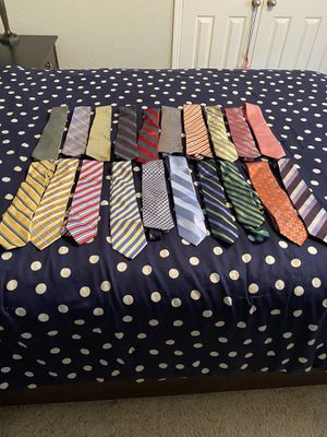 Selling Dress Ties. -30 for Sale in Spring, TX
