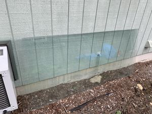 """FREE GLASS sheets. 3 @ 3/16"""" thick. 76""""x34"""" for Sale in Gig Harbor, WA"""