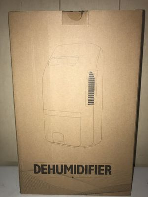 Dehumidifier for small apartment or area . BRAND NEW for Sale in Weymouth, MA