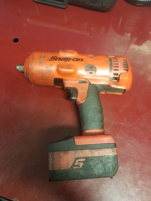 "Snap on 1/2"" impact wrench for Sale in Tampa, FL"
