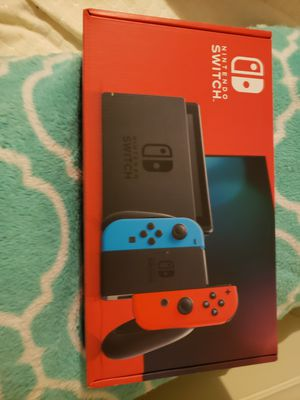 Brand new Nintendo switch $380 for Sale in Austin, TX