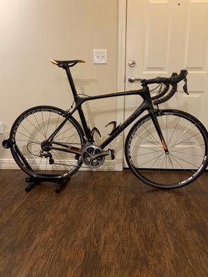 Giant carbon fiber race road bike. for Sale in Scottsdale, AZ