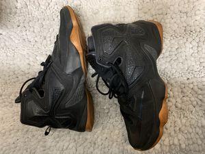 Nike Lebron 13 black lion sz 11 for Sale in Pico Rivera, CA