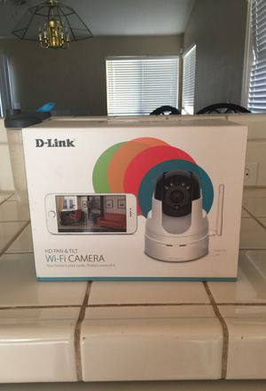D-Link Wi Fi Camera for Sale in Stockton, CA