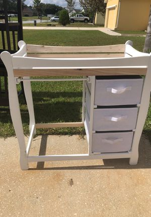 Changing table for Sale in Poinciana, FL