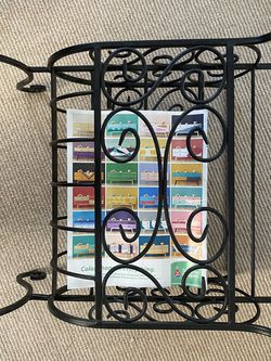Magazine Rack & Wire Tray for Sale in Manhattan Beach,  CA