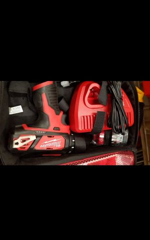 MILWUAKEE M12 CORDLESS SPEED DRILL DRIVER TOOL ONLY BRAND NEW for Sale in San Bernardino, CA