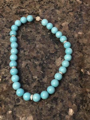 Turquoise necklace for Sale in Westerville, OH