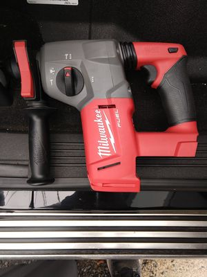 "New Milwaukee fuel brushless 1"" rotary hammer drill new for Sale in Charlotte, NC"