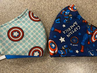 Captain America Toddler Face Mask for Sale in Chula Vista,  CA