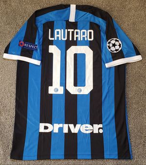 INTER MILAN 19/20 UCL jersey camiseta remera for Sale in La Habra Heights, CA
