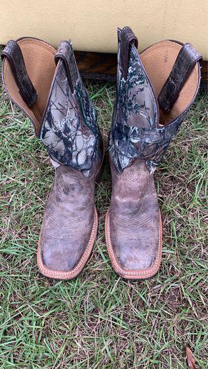 Justin boots for Sale in New Ellenton, SC