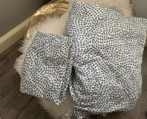 IKEA- full size duvet and pillowcase cover for Sale in San Diego, CA