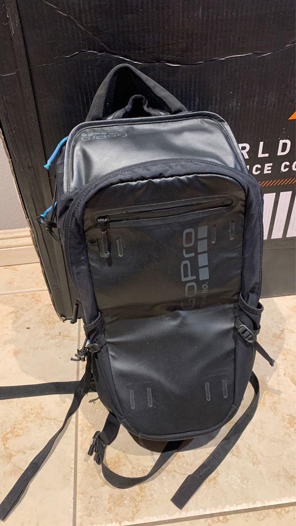 GoPro Hero backpack
