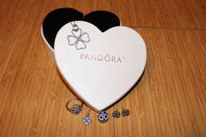 Pandora clover collection for Sale in Denver, CO