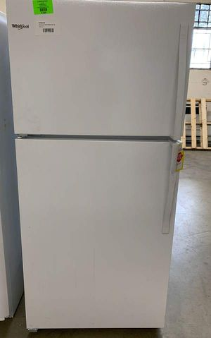 Whirlpool top freezer!! Refrigerator is new with warranty KV7W for Sale in Houston, TX