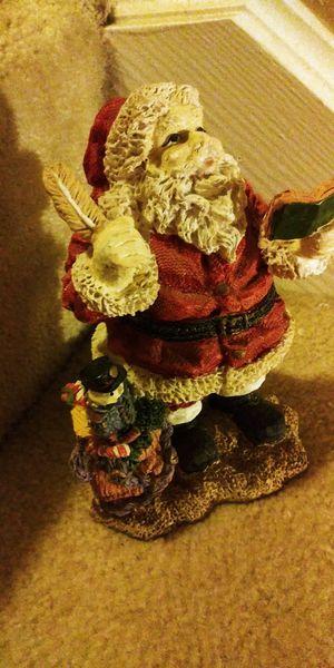 Santa figurine for Sale in Gaithersburg, MD