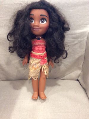 Moana Singing Doll for Sale in West Springfield, VA