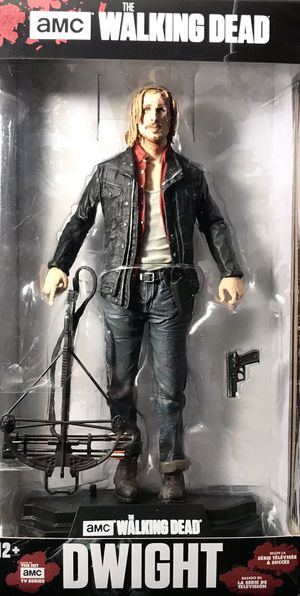 The Walking Dead DWIGHT 7 inch figure for Sale in La Mesa, CA