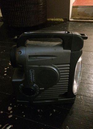 Camping tv/radio/flashlight for Sale in Wheeling, WV