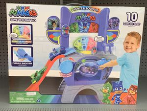 PJ Masks Save The Day Headquarter Playset - Brand New! for Sale in Westminster, CA