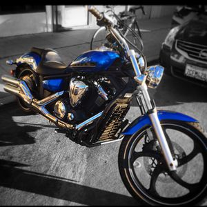 Exhaust pipes like new for 2014 yamaha stryker (not the motorcycle) for Sale in San Diego, CA