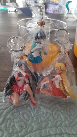 Sailor Moon keychains for Sale in Chino Hills,  CA