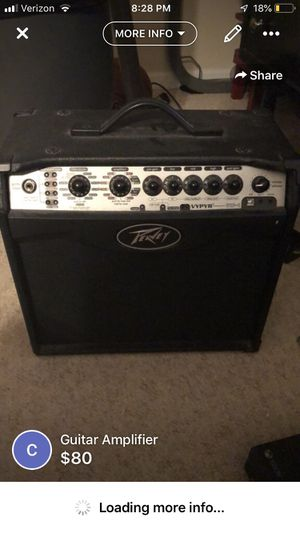 Electric Guitar Amp for Sale in Pike Road, AL