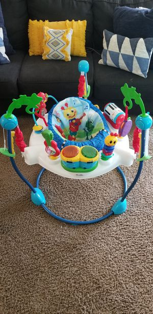 BaBy Swing Rocker and Jump Playing Area for Sale in Sandy, UT