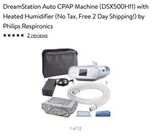 Philips CPAP Dream machine for Sale in Camano, WA