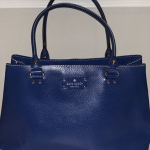 Kate Spade Blue Purse for Sale in Beaumont, CA