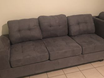 Brand New Couches Just Wife Went With A Different Color Comes With Matching Rut Bought Extra Hopefully To match for Sale in Lawrenceville,  GA