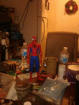 Spider man action figure collectable for Sale in Norristown, PA