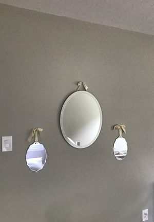 Sweet mirror wall hangings for Sale in Silver Spring, MD