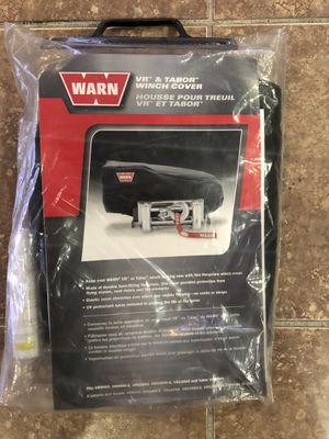 WARN 9414 Neoprene Winch cover. Protector de Neopreno de Winche Warn for Sale in Miami, FL