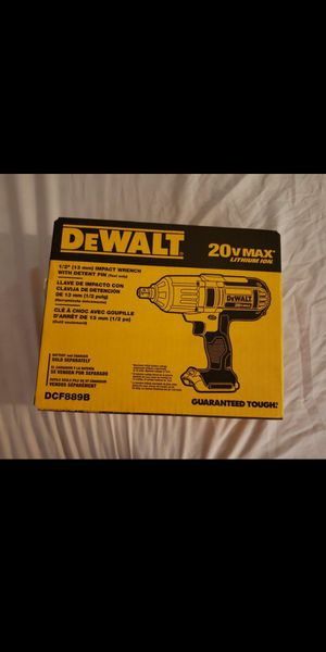 Impact wrench 1/2 for Sale in Adelphi, MD